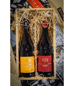Cadeaupakket Borgo Stajnbech Vol & Stevig