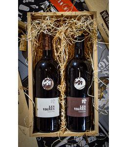 Cadeaupakket Les Vignes Collection