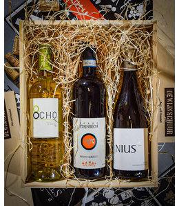 Cadeaupakket De Wijnschuur Favorieten: Fris & Licht Wit