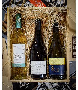Cadeaupakket De Wijnschuur Favorieten: Fruitig & Vol Wit