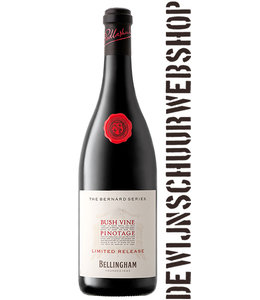 Bellingham Bush Vine Pinotage Limited Release