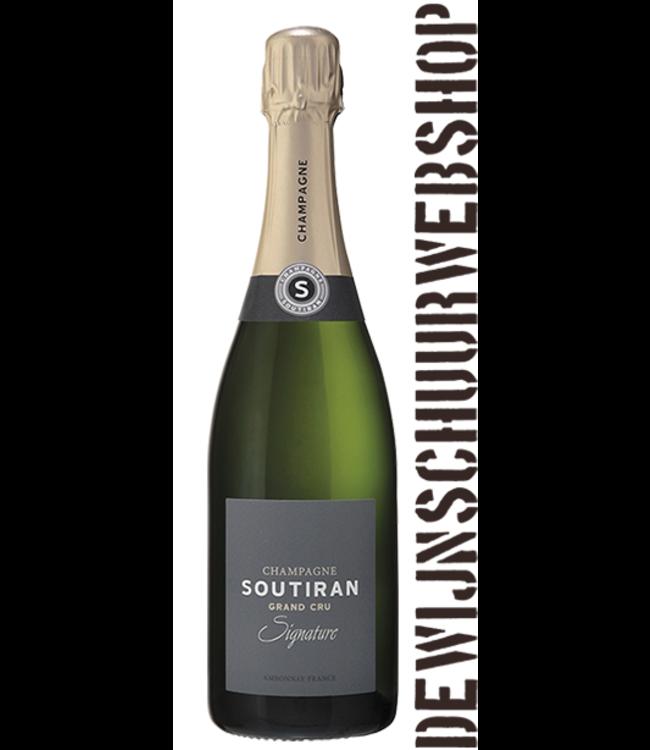 Soutiran Champagne Grand Cru Signature