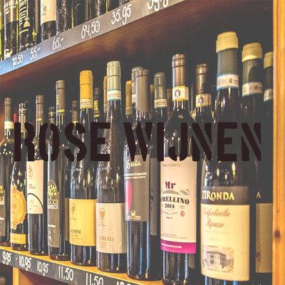 Rosé wijnen