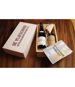 De Wijnschuur Borrelkist Luxe