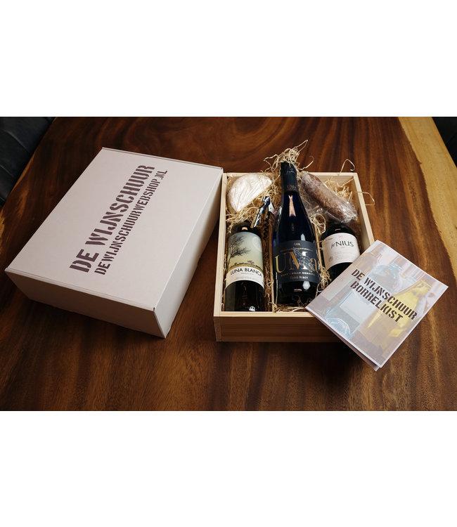 De Wijnschuur Borrelkist Spanje