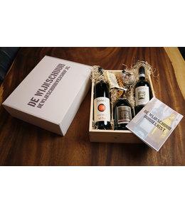 De Wijnschuur Borrelkist Italië