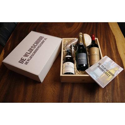 De Wijnschuur Borrelkisten