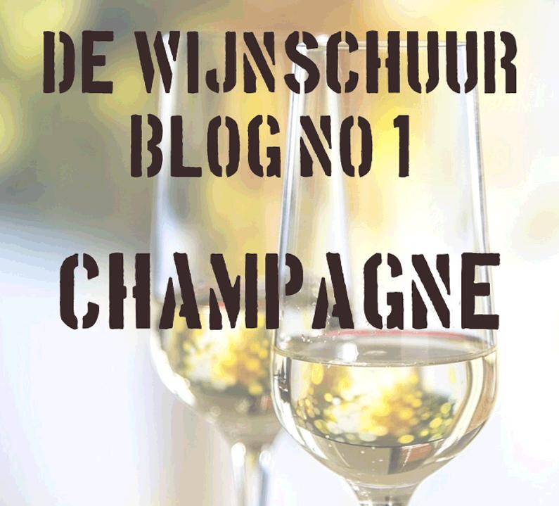 De Wijnschuur Blog: Champagne!