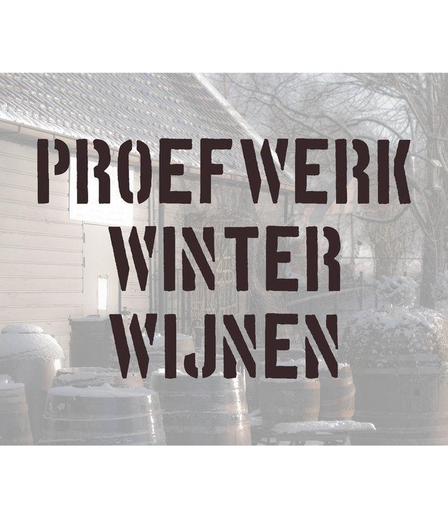 Proefwerk: Winter Wijnen