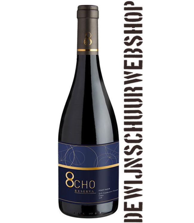 Ocho Pinot Noir Reserva
