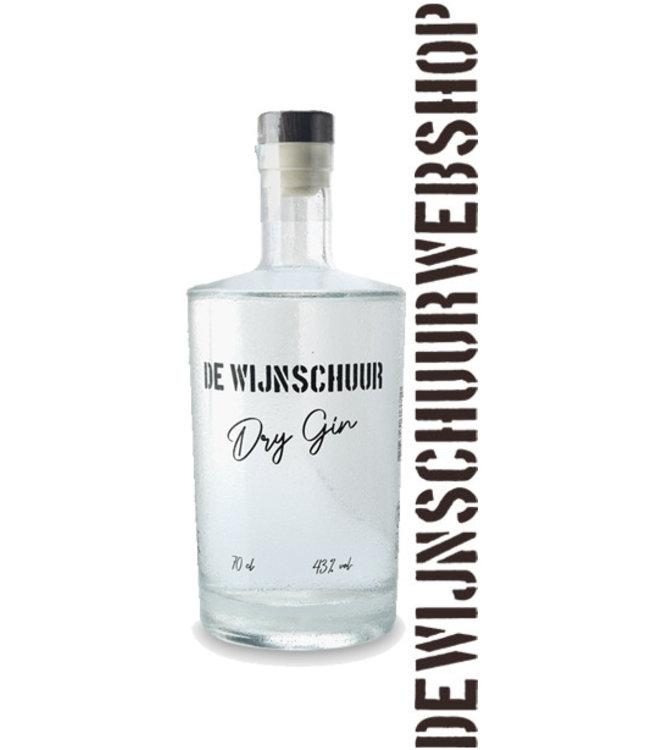 De Wijnschuur Dry Gin 0.7L
