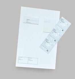 Bezorg envelop medicijnrol baxter