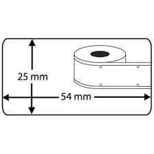 Dymo Label 54x25mm v.a. € 3,55