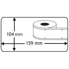 Dymo Label 104x159