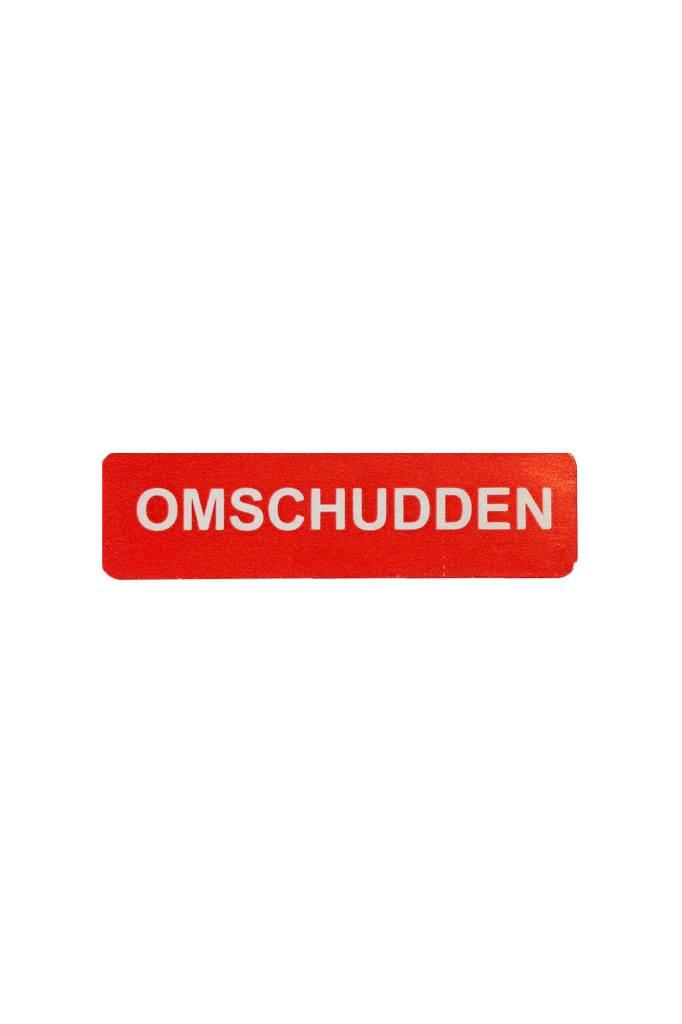 OMSCHUDDEN
