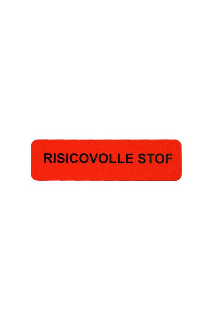 Risicovolle stof