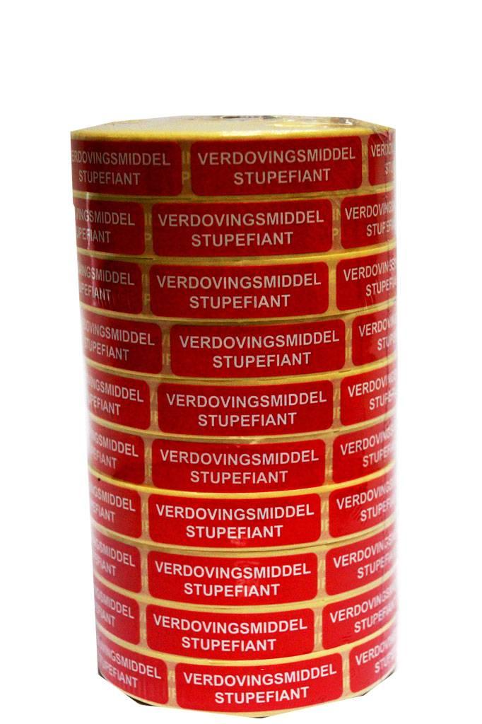 Verdovingsmiddel / Stupefiant