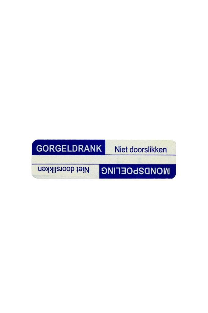 Gorgeldrank / mondspoeling
