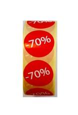 Afprijsetiket Rond -70% v.a.€ 3,75 p.rol