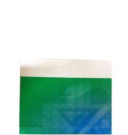 Draagtas plastic  650x510 grijze binnenzijde 250 p.doos!! Art. 959