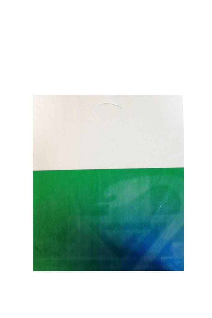 250x330 Draagtas plastic 1.200 p.doos