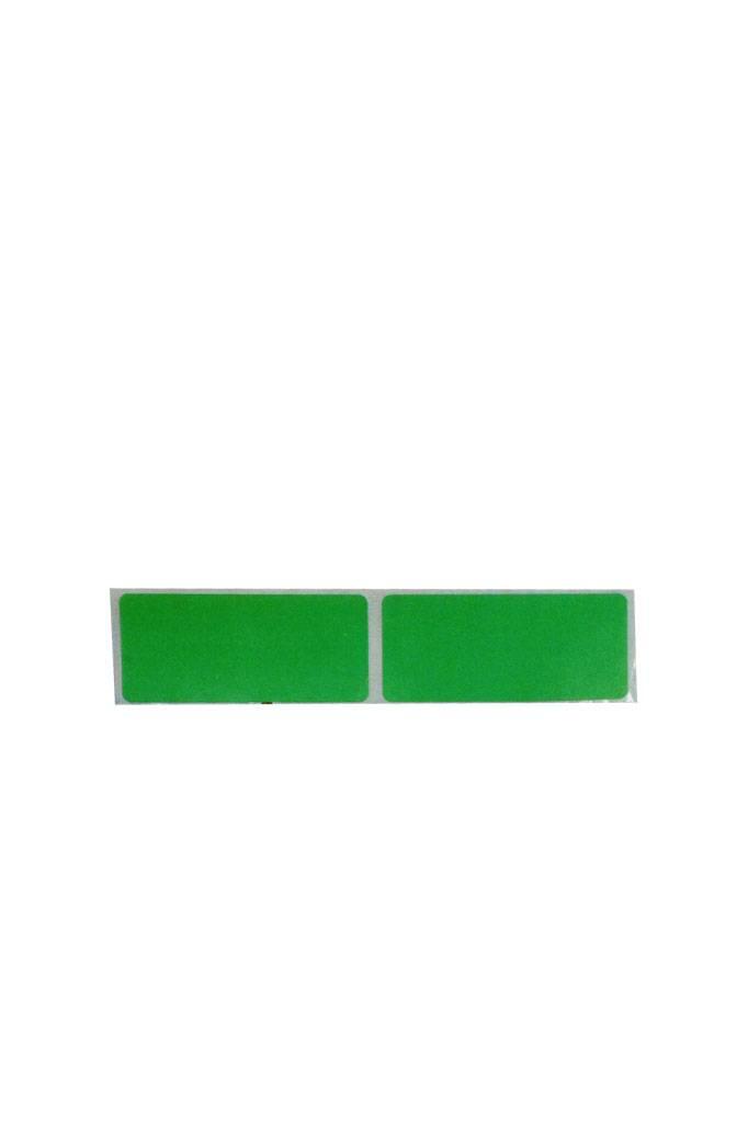 53x23mm Afneembaar 5.000 p.rol Groen