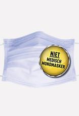 Niet medisch mondmasker (50 stuks)