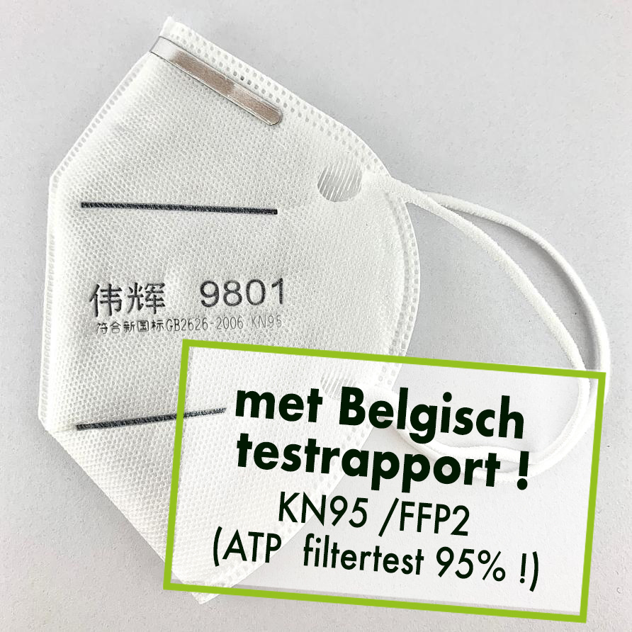 KN95 / masker (50 stuks)