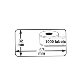 Dymo Label 57x32mm v.a. € 4,45