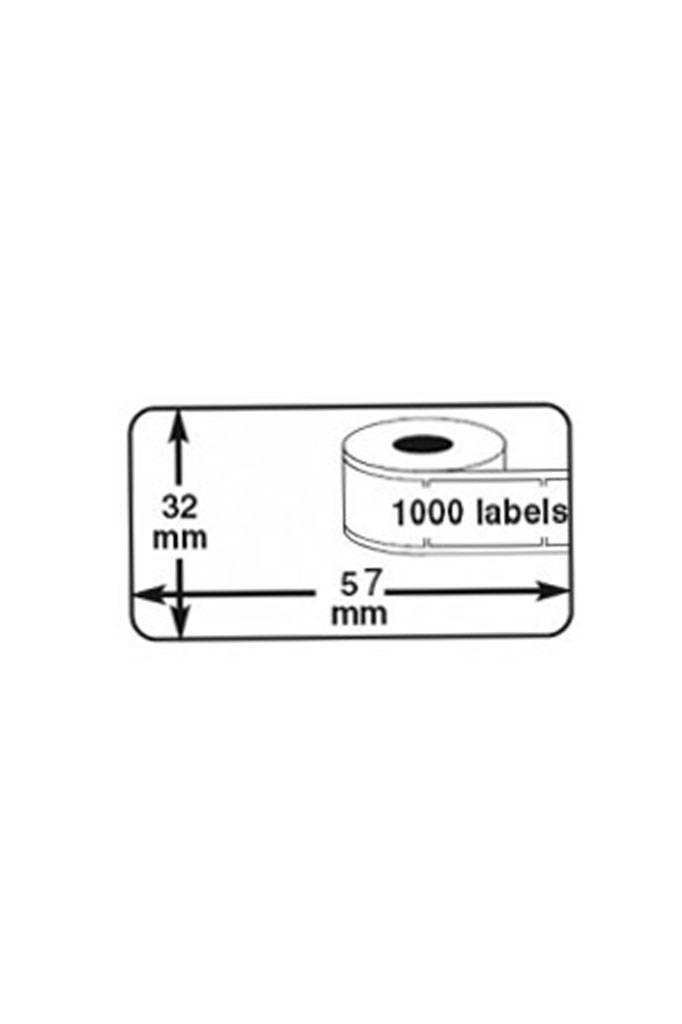 Dymo Label 57x32mm v.a. € 4,45