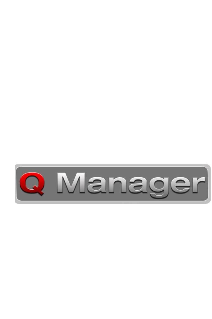 Q-Manager ticket papier, Q-manager rollen, pr60802550
