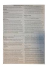 A4 Kwitantie papier