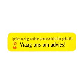 Vraag ons om advies