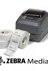Zebra 76x51mm (1.370 p.rol) v.a. € 6,12