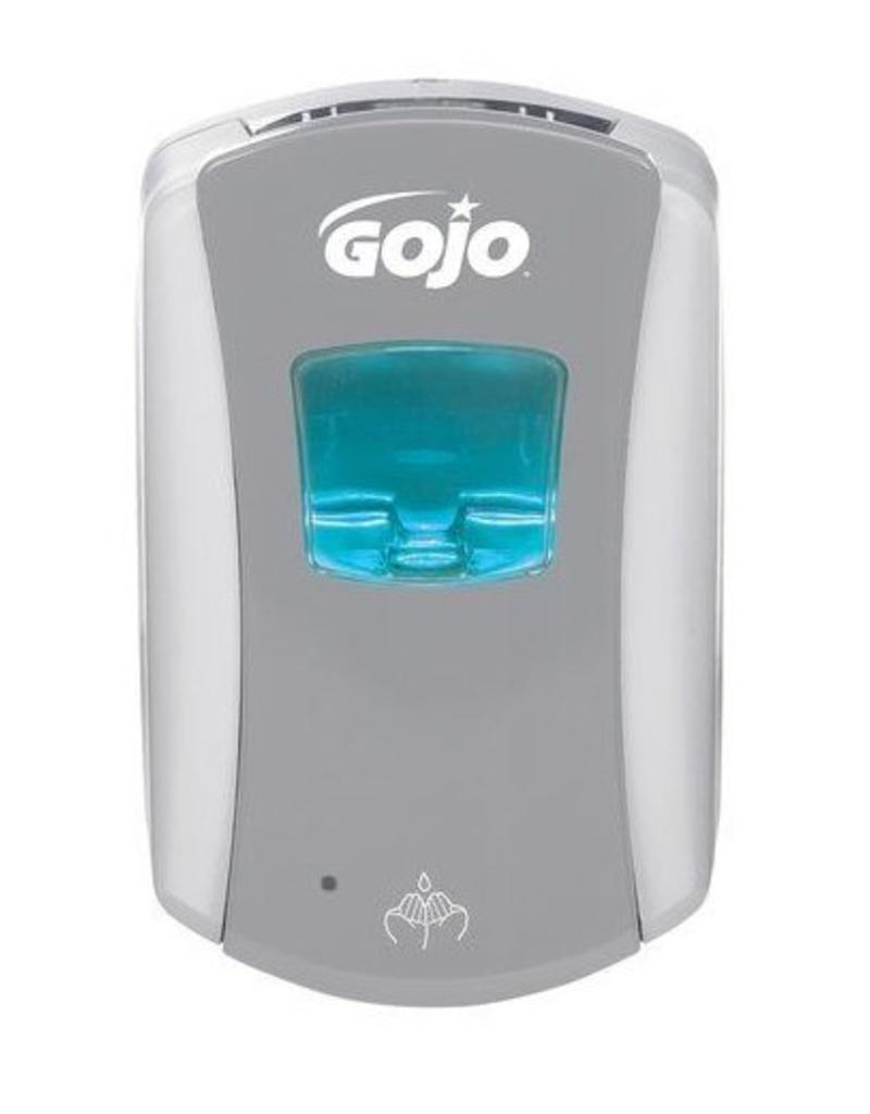 Gojo LTX Dispenser 700ml Grijs/Wit