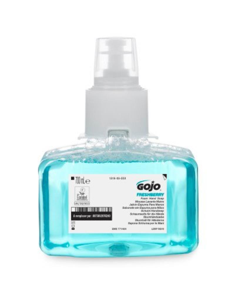 Gojo Freshberry Foam Hand Soap 700ml LTX
