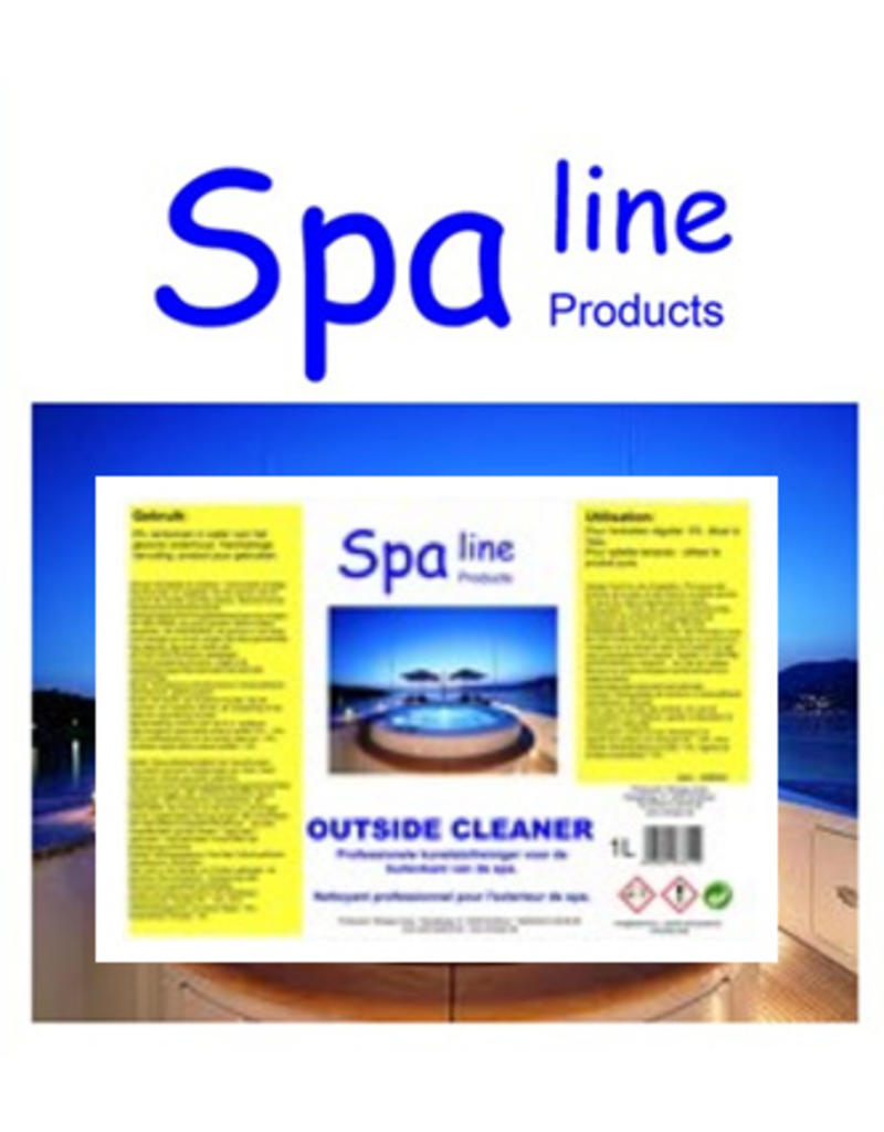 Spa Outside Cleaner 1L