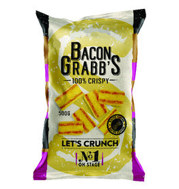 Bacon grabb's chips aperitief 6 x 500g THT 20/03/21