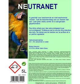 Neutranet voor laminaat/hout vloer 5L