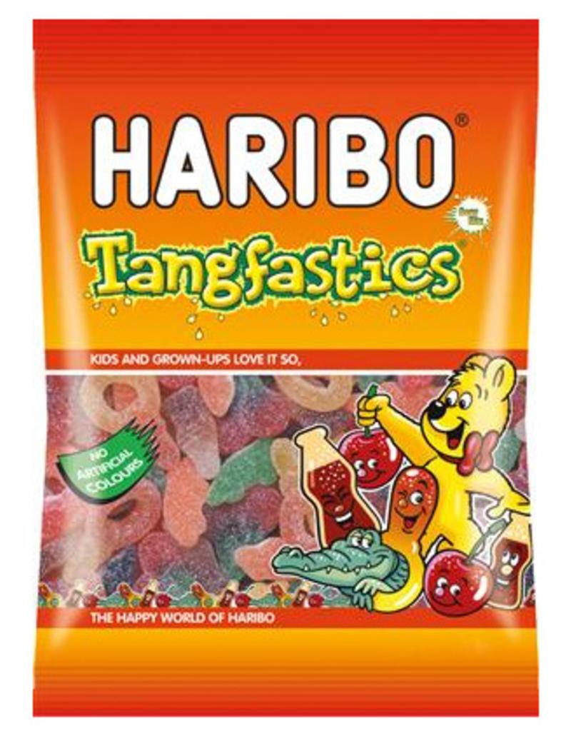 Haribo tangfastics 75g x 30st.