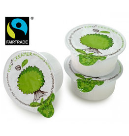 Puro melkcups fairtrade 200st.