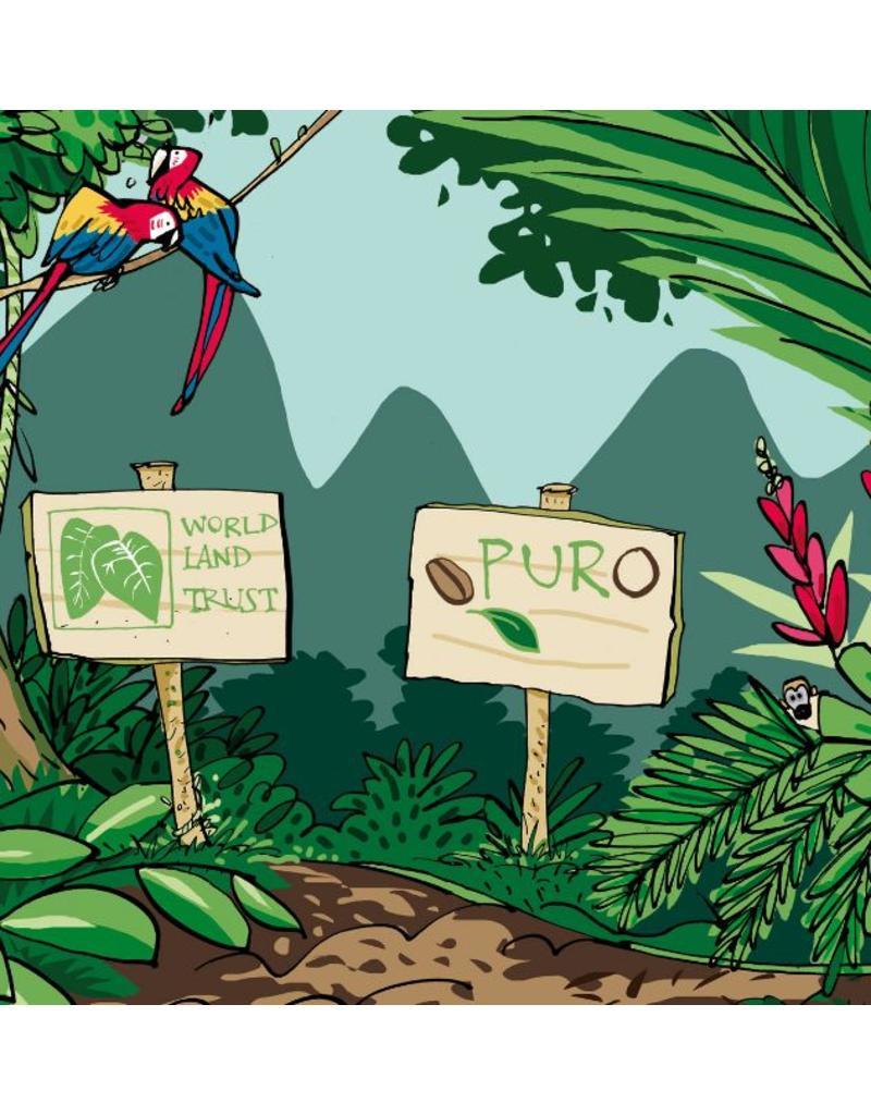 Pouch Puro Fairtrade 12 x 4st. Noble