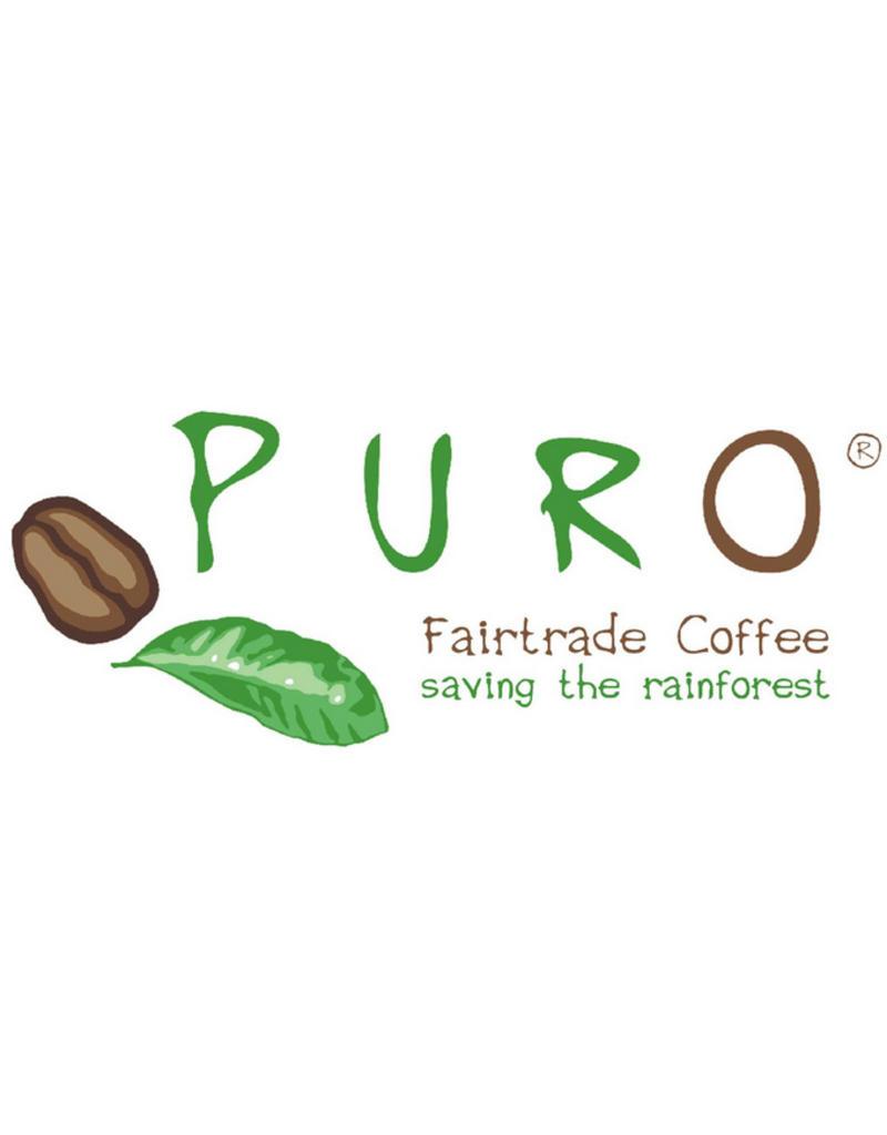 Pouch Puro Fairtrade 12 x 4st. Cafeïnevrij