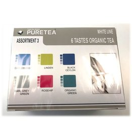 Pure Tea assortment 3 - 36st.