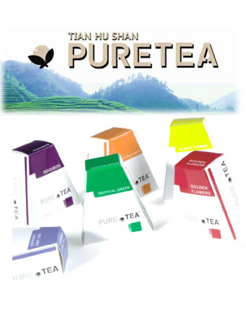 Pure Tea Proefstrip 16 theesmaken