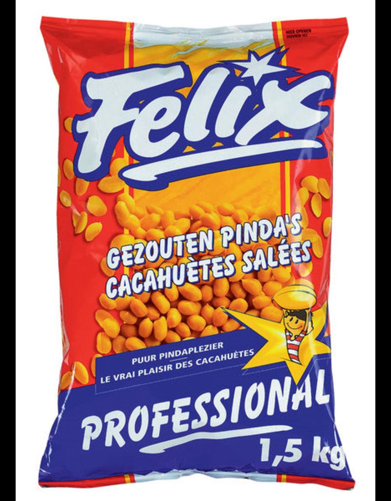 Felix  gezouten pinda's 1,5kg