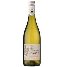 St Martin Chardonnay Blanc, Wit