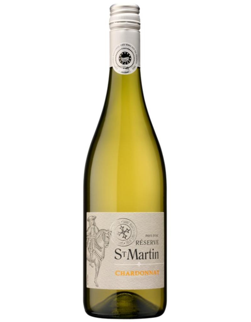 St Martin Chardonnay Blanc, Wit 75cl