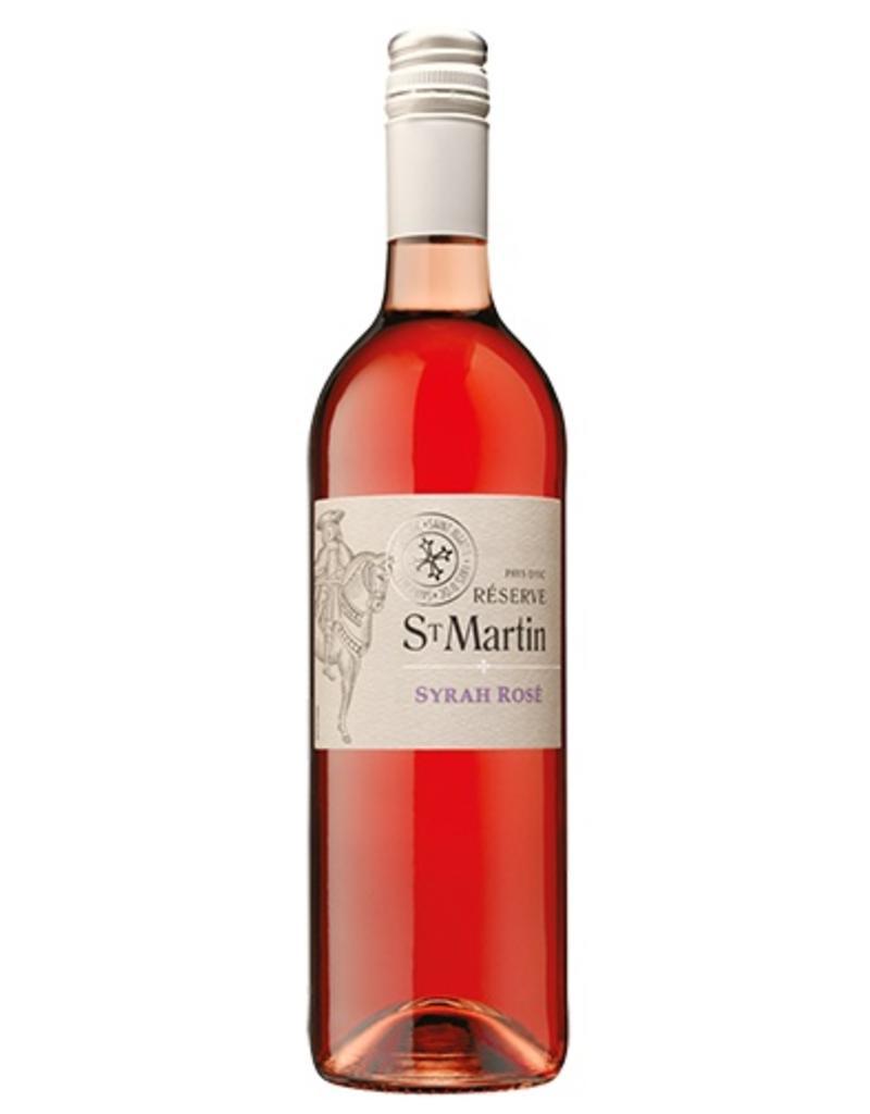 St Martin Syrah Rosé 75 cl
