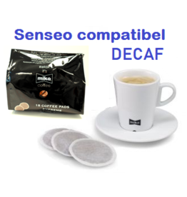 Miko koffiepads Decaf (senseo compatibel)
